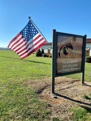 American Flag - Classic Equine Equipment