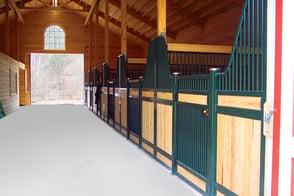 Horse Stalls - Classic Equine Blog