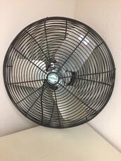 deluxe barn fan - classic equine equipment