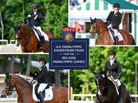 2016 equestrian paralympians