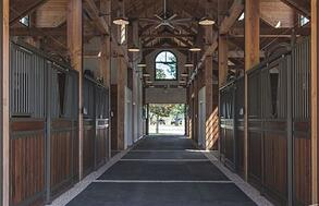 barn interior CEE