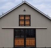 CEE barn doors