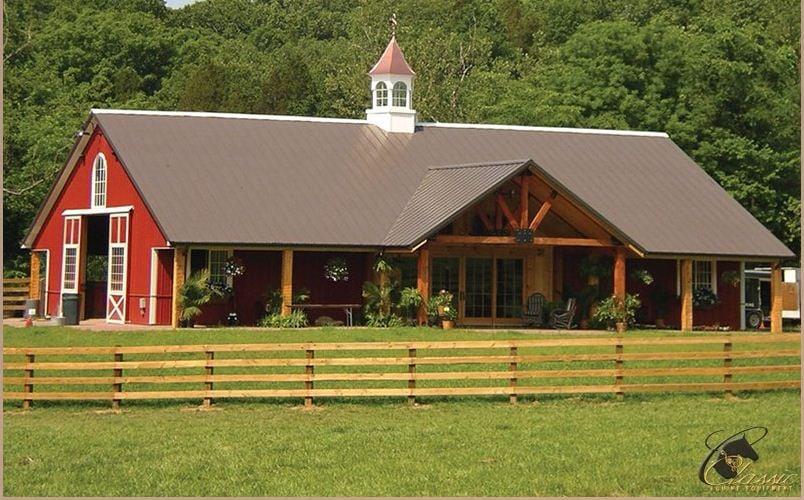 CEE custom barn