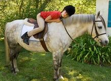 child riding THESPRUCE