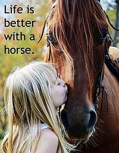 life better with a horse