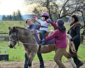 Therapeutic Riding Program Forward Stride