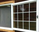 window with glass