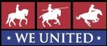 Working Equitation WE United logo