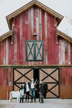 Classic Equine Equipment Blog - Types of barns