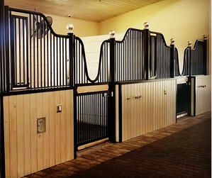 Classic Equine Hinged Stalls