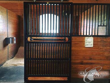 barn waterer and dutch doors CEE