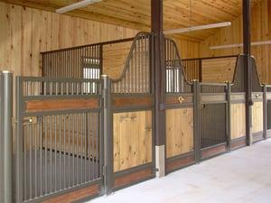 Classic Equine Stalls
