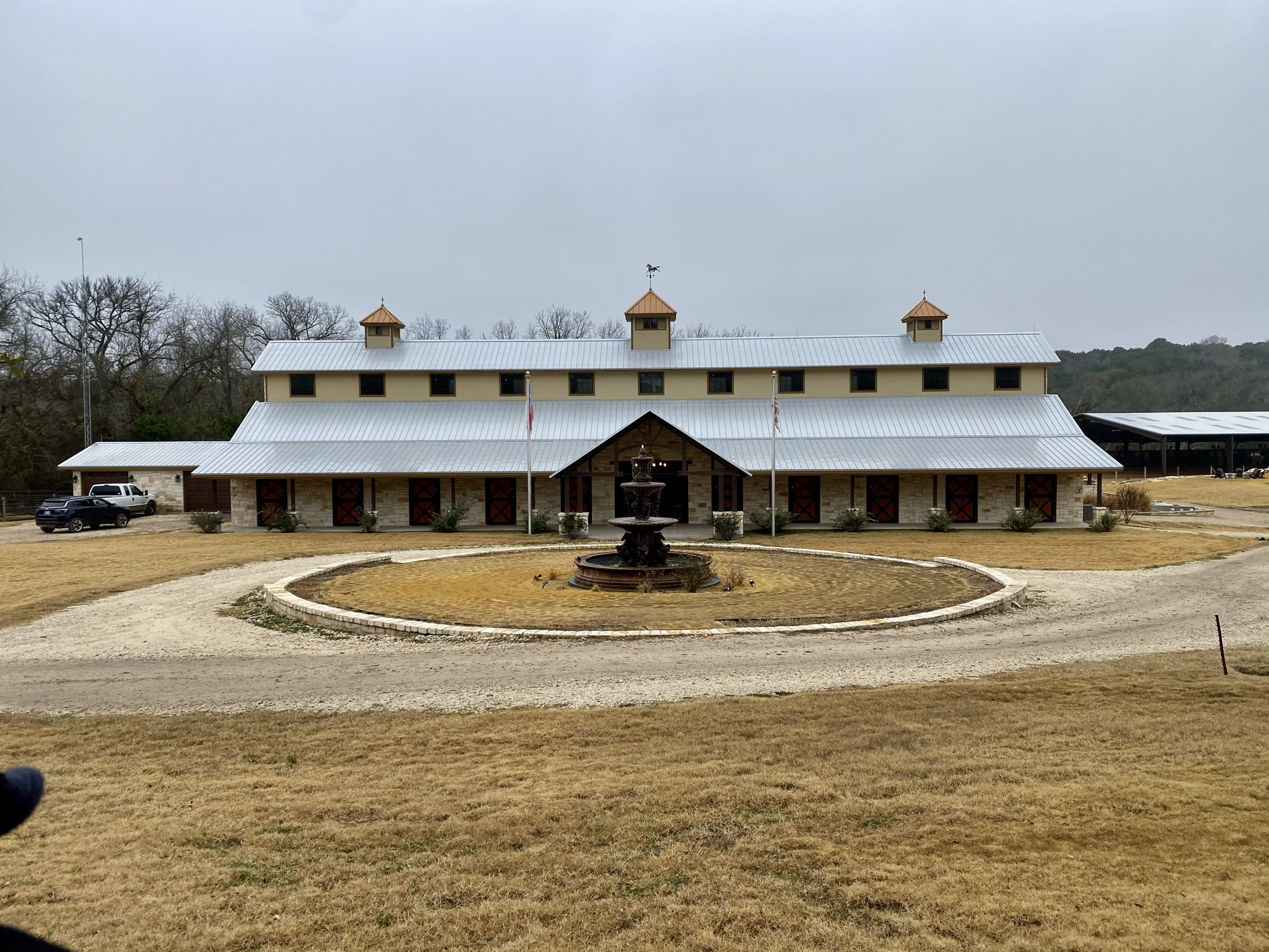 The Barn Builder Relationship- Classic equine blog
